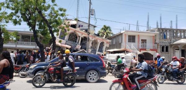 Updates from Haiti - Summer 2021