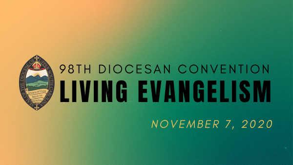Zoom webinar tips for Diocesan Convention