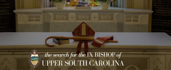 Nominating Committee Appointed for Bishop Search