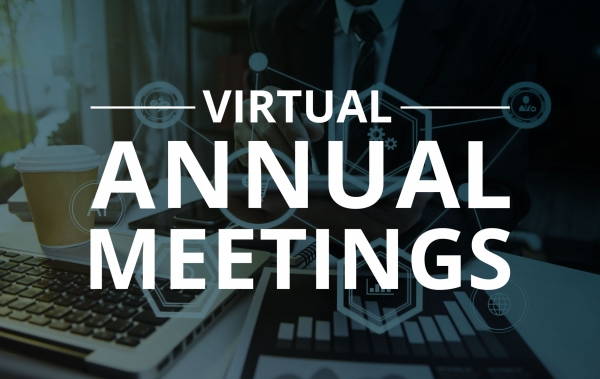Best Practices for Virtual Annual Meetings