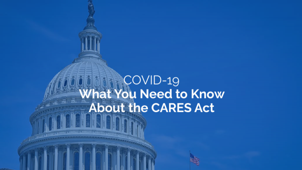 The CARES Act and other Grant/Loan Funding Opportunities