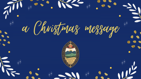 Bishop Waldo's 2020 Christmas Message
