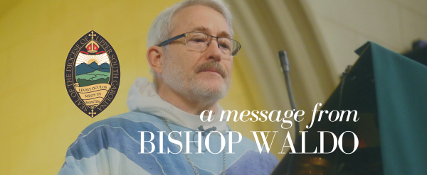 ​Bishop Andrew Waldo Announces Plan to Retire, Calls for Election of Next Bishop