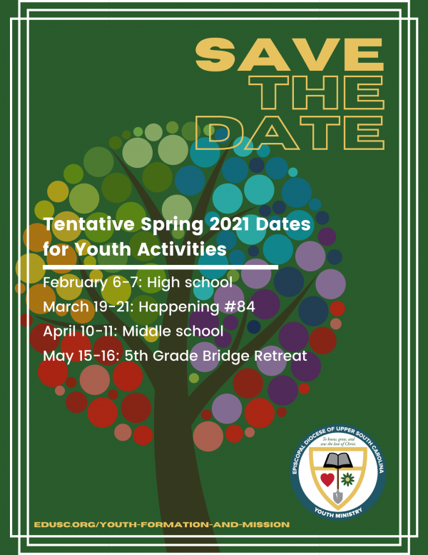 Diocesan Youth Ministry Update on Spring 2021