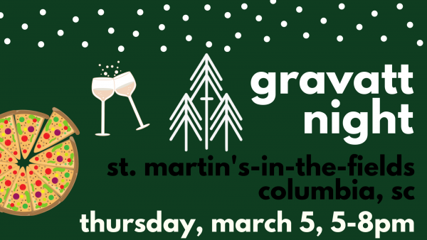 Gravatt Night at St. Martin's In the Fields