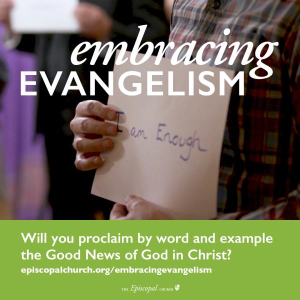 Embracing Evangelism This Easter Season