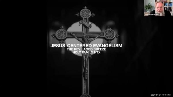 Jesus-Centered Evangelism