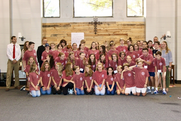 Middle School Converge 2019 Reflection