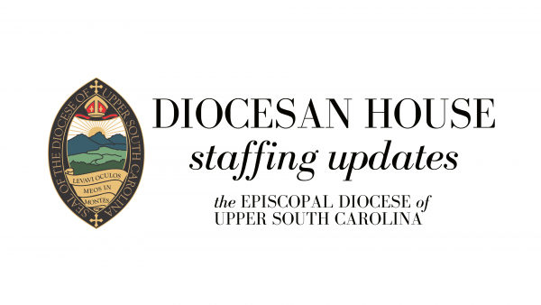 Diocesan House staffing updates