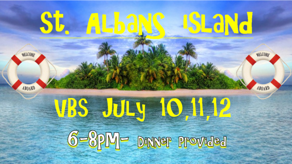 St. Alban's Island (Vacation Bible Study)